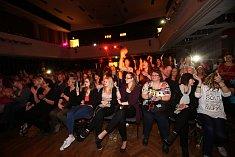 Budějovické dámy si v pátek užily v KD Metropol Ladies Night.