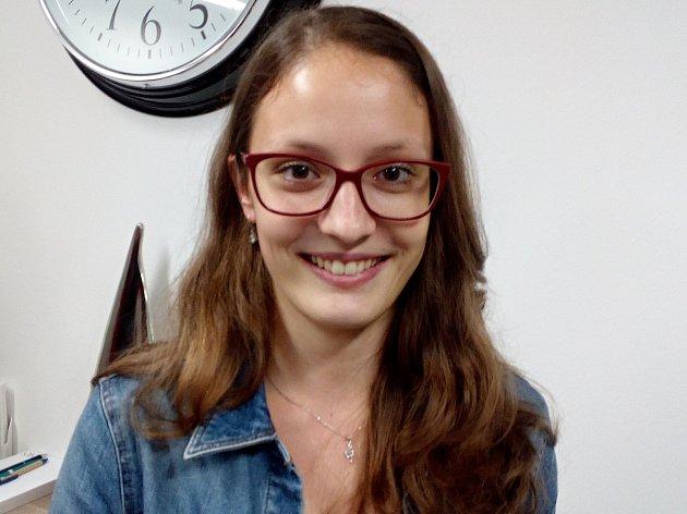 Anna Kurzová studuje klasickou hudbu na českobudějovické konzervatoři.