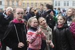 Mezinárodní gymnastické soutěže Eurogym začne v Českých Budějovicích přesně za 101 dní.