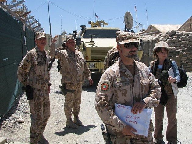 Provincii Lógar v Afghánistánu navštívil v roce 2012 i redaktor Deníku Milan Soldán. Nebezpečí bylo podle něj cítit na každém kroku.