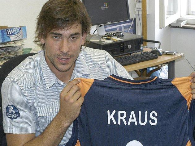 Ve španělském Oviedu Jihočech Lukáš Kraus oblékal dres s devítkou. Doma se o minulém víkendu představil s číslem jedenáct.