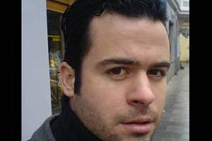 Andrej Drbohlav, autor knih o vrazích.