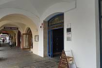 Dům umění v Českých Budějovicích čeká rekonstrukce.