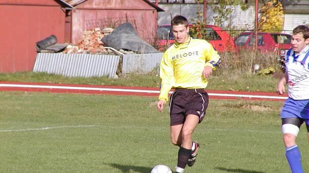 Muž do ofenzivy Filip Kukačka se v zimě vrátil z Rakouska a na jaře pomohl Sokolu Římov k záchraně v I. B třídě.