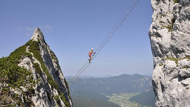 Žebřík do horolezeckého nebe...