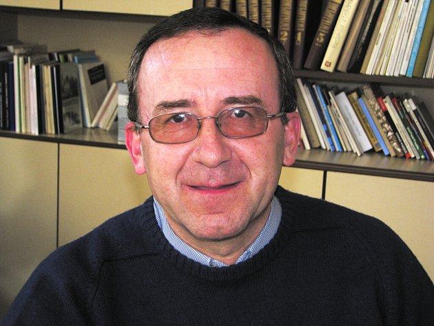 Libor Sechovec z Písku se dobrovolnické práci věnuje už patnáct let.