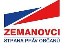 Strana práv občanů Zemanovci.