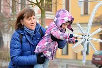 Třetí adventní neděle v Týně nad Vltavou byla doslova andělská.