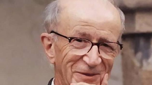 Portrét pana profesora Theodora Pártla.