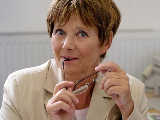 Zdena Hadrbolcová hrála babičku.