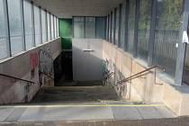 Hřbitov sv. Otýlie v Českých Budějovicích už nabízí i bezbariérový přístup podchodem pod Pražskou třídou.