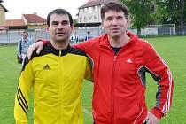 Fotbalisty Sokola S. Ústí k prvenství v Poháru KFS dovedli trenéři Ladislav Šebek a Milan Barteska, v krajských soutěžích ještě dvě kola do konce sezony chybějí.