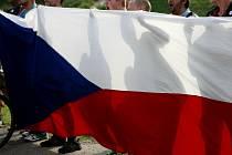 Celorepublikové protestní pochody v sobotu 24. srpna měly podle organizátorů společného jmenovatele - upozornit na nespravedlivý sociální systém, policejní brutalita, rozdílný přístup k Romům a bílým. Protest v Českých Budějovicích.