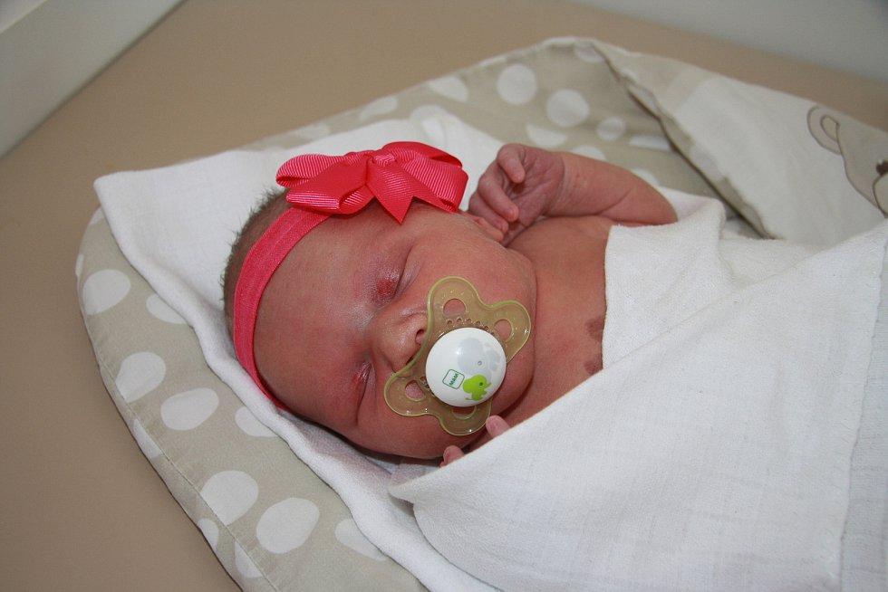 Amálie Mrázová, Horní Vltavice. Narodila se v úterý 23. února v 16 hodin a 15 minut v prachatické porodnici. Vážila 3020 gramů.  Rodiče: Leona Benešová a Karel Mráz.