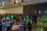 V pátek a sobotu se v českobudějovické sokolovně uskutečnily šibřinky.