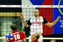 Volejbalisté Jihostroje ČB mají na svém kontě dvě porážky, Dynamo dvě výhry. Dnes hrají na půdě jednoho z favoritů soutěže, za týden jej přivítají doma.