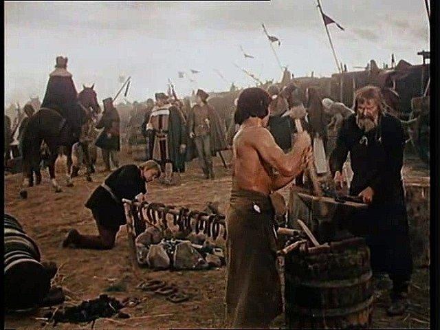 Záběr z filmu Proti všem.