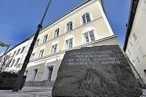 Před rodným domem Hitlera bude rušno?