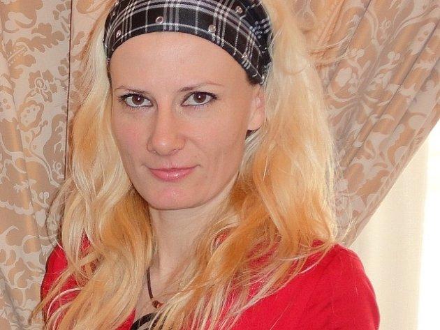 Jaroslava Hrabětová.