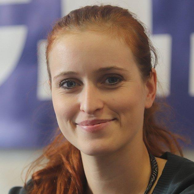 Kamila Janovičová, herečka Jihočeského divadla