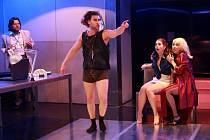 Nová komedie Jihočeského divadla Louis a Louisa.