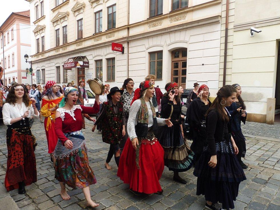 V pátek vyvrcholil Budějovický Majáles.