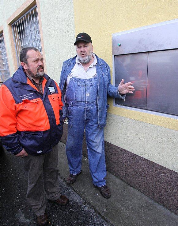 Padesátý babybox byl nainstalován v Českých Budějovicích