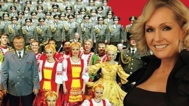 Původně armádní sbor se příští měsíc představí také jihočeskému publiku.