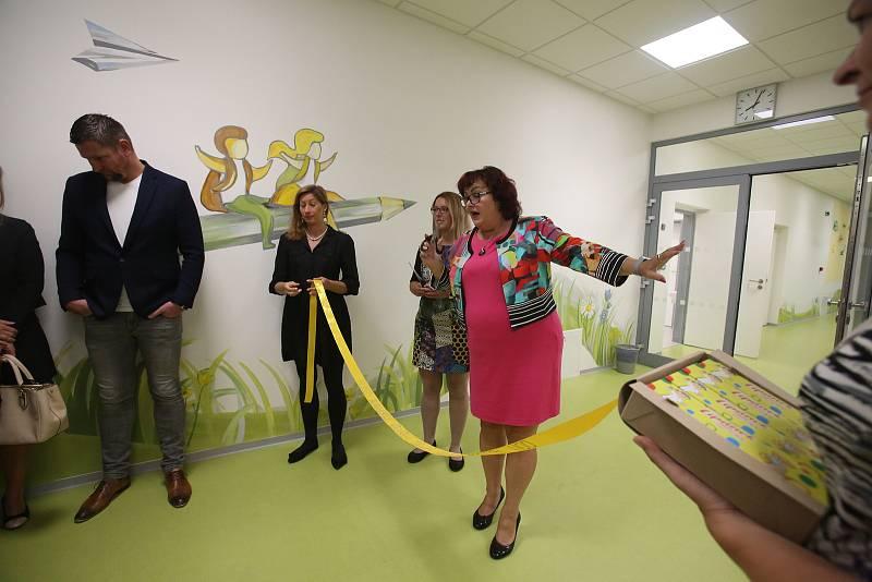 Ve Srubci si postavili novou základní školu.