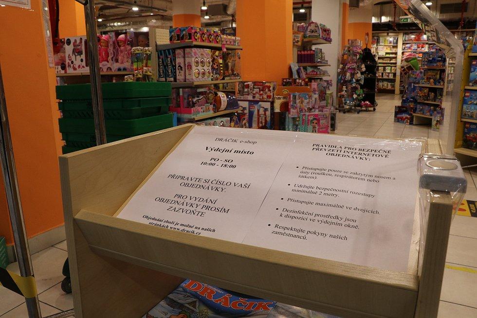 Zákazy prodeje v českobudějovickém IGY.