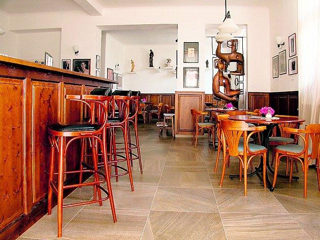 Café bar ATELIER DUŠEK