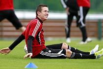 Do letní přípravy dynama se zapojil i Petr Benát, jenž byl v minulé sezoně na hostování v polské Arće Gdyně.