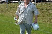 Vladimir Eibl věří, že na jaře krajský fotbal manko dožene.