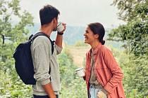 Manželská dvojice Olga Plojhar Bursíková a Jakub Plojhar jsou prvními účastníky projektu 6x5. Ten má nalákat turisty do jižních Čech a jeho organizátorem je Jihočeská centrála cestovního ruchu.