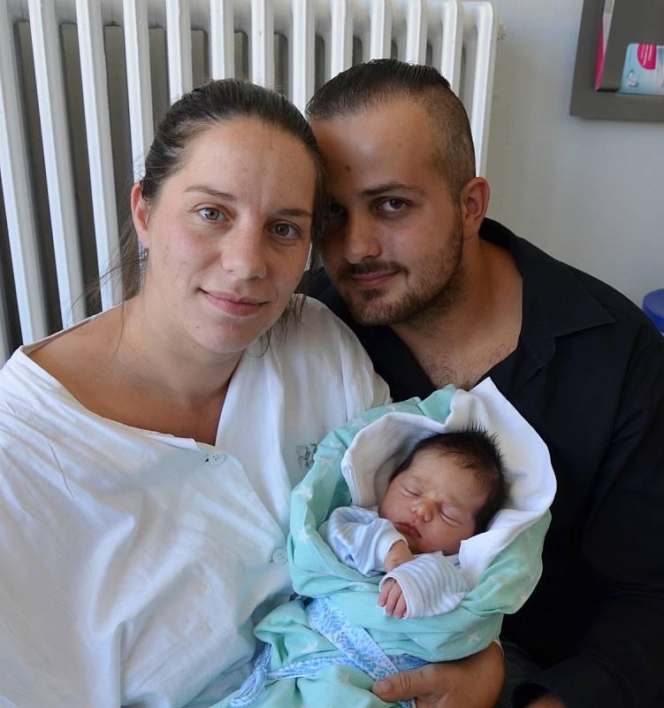 Do Milevska odjel s rodiči Blankou Soukupovou a Zdeňkem Pavlečkem novorozený Václav Pavlečka. Na svět přišel 6. 9. 2021 ve 14.15 h. Při narození vážil 4,50 kg.