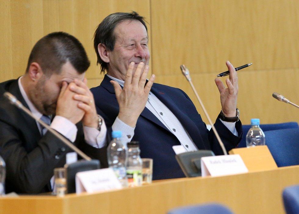 5. zasedání Zastupitelstva Jihočeského kraje - odstoupení hejtmanaStanislav Mrvka