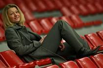 Druhým domovem je, řečeno jen s mírnou nadsázkou, zimní stadion pro Petru Zajícovou (41), manželku sportovního manažera hokejistů HC Mountfield.