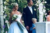 Jedinečné místo pro svatbu si vybrali manželé Vindišovi.