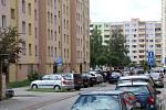 Ulice Václava Volfa v Českých Budějovicích