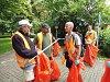 VIDEO: Za úklid dostali budějovičtí bezdomovci stravenky