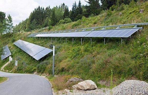 Vnárodním parku zmizela fotovoltaika.
