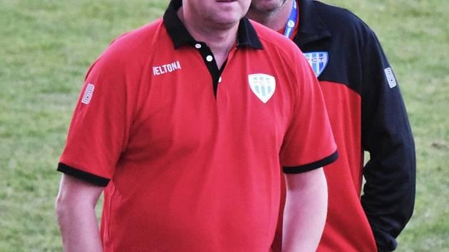 Lotyšský trenér Sergejs Golubevs rozšířil v létě v FC MAS Táborsko realizační tým.