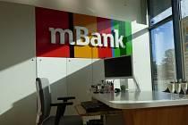 Otevření nové pobočky mBank v Českých Budějovicích.