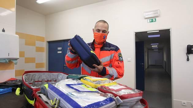 Zdravotnická záchranná služba Jihočeského kraje zajišťuje od začátku roku 2021 opět provoz Letecké záchranné služby ze základny vPlané u Českých Budějovic.