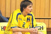 Miroslav Bezděka přišel do Ústí před dvěma lety, nyní je oporou týmu.