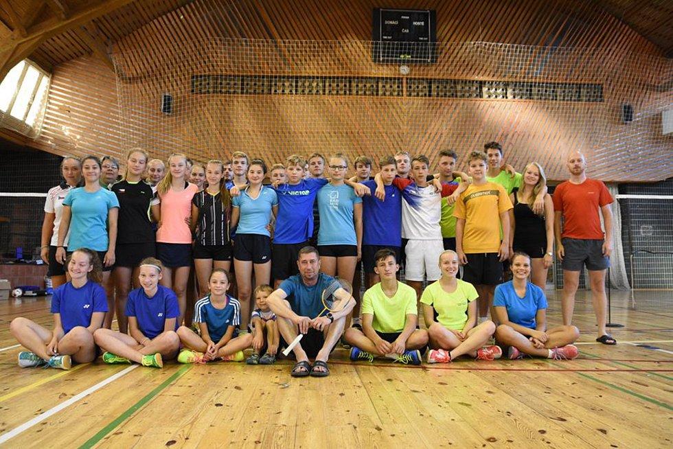 Sokol České Budějovice, oddíl badmintonu,  má za sebou úspěšný rok.