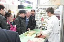 Gastrofest 2011 zaplnil českobudějovické výstaviště.