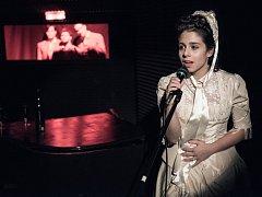 Jihočeské divadlo uvede 23. října první činoherní premiéru nové sezony, adaptaci díla Tolstého s názvem Kreutzerova sonáta. Jde o novelu o lásce, nenávisti, žárlivosti a vraždě. Na snímku Tereza Vítů.