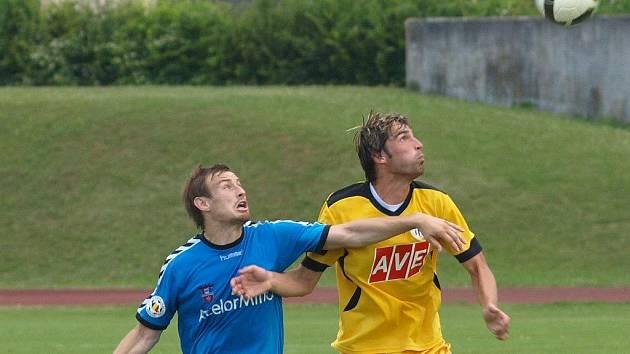 Proti Galati v Linci vyšel Tomáš Sedláček střelecky naprázdno, zato ve středu dal v tréninkovém utkání třetiligové juniorce tři góly.