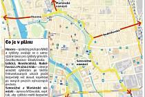 Pro cyklisty se plánuje v Budějovicích několik změn.